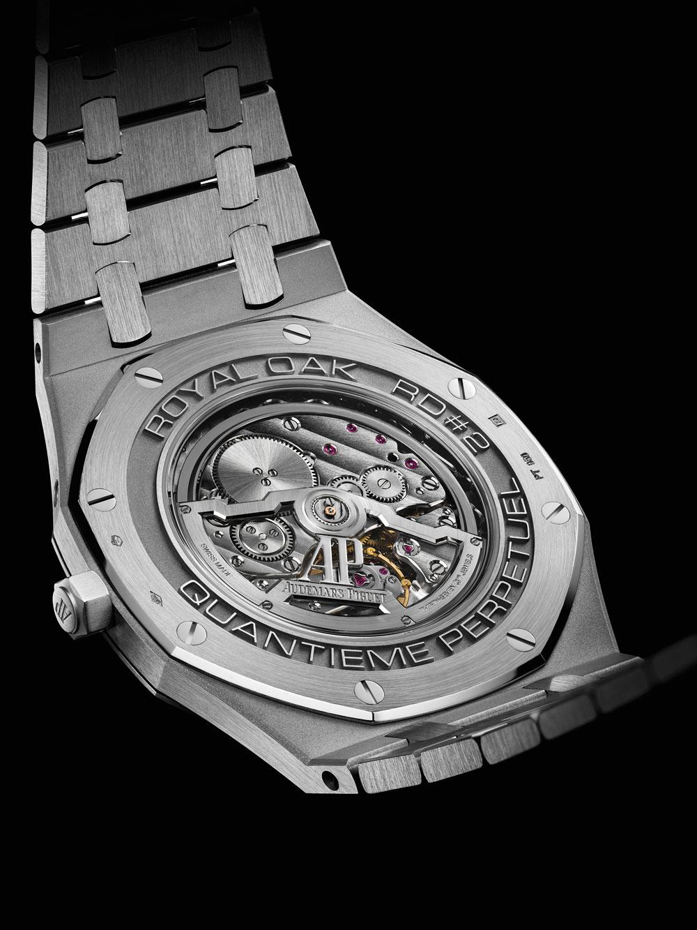 calibre 5133 ultraplano con calendario perpetuo reloj más plano del mundo