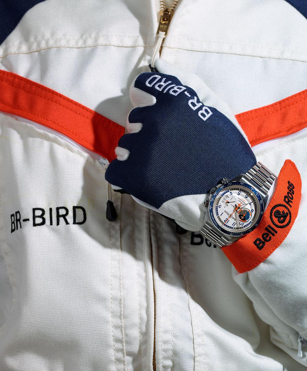 Reloj BR V2-94 RACING BIRD de Bell & Ross en edición limitada