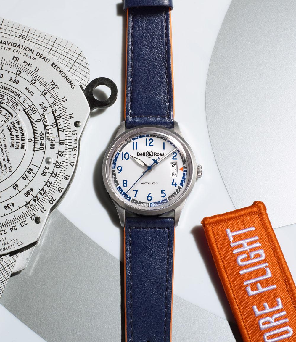 Reloj BR V1-92 Racing Bird de Bell & Ross edición limitada
