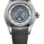 Reloj Bubble Central Tourbillon titanio de Corum