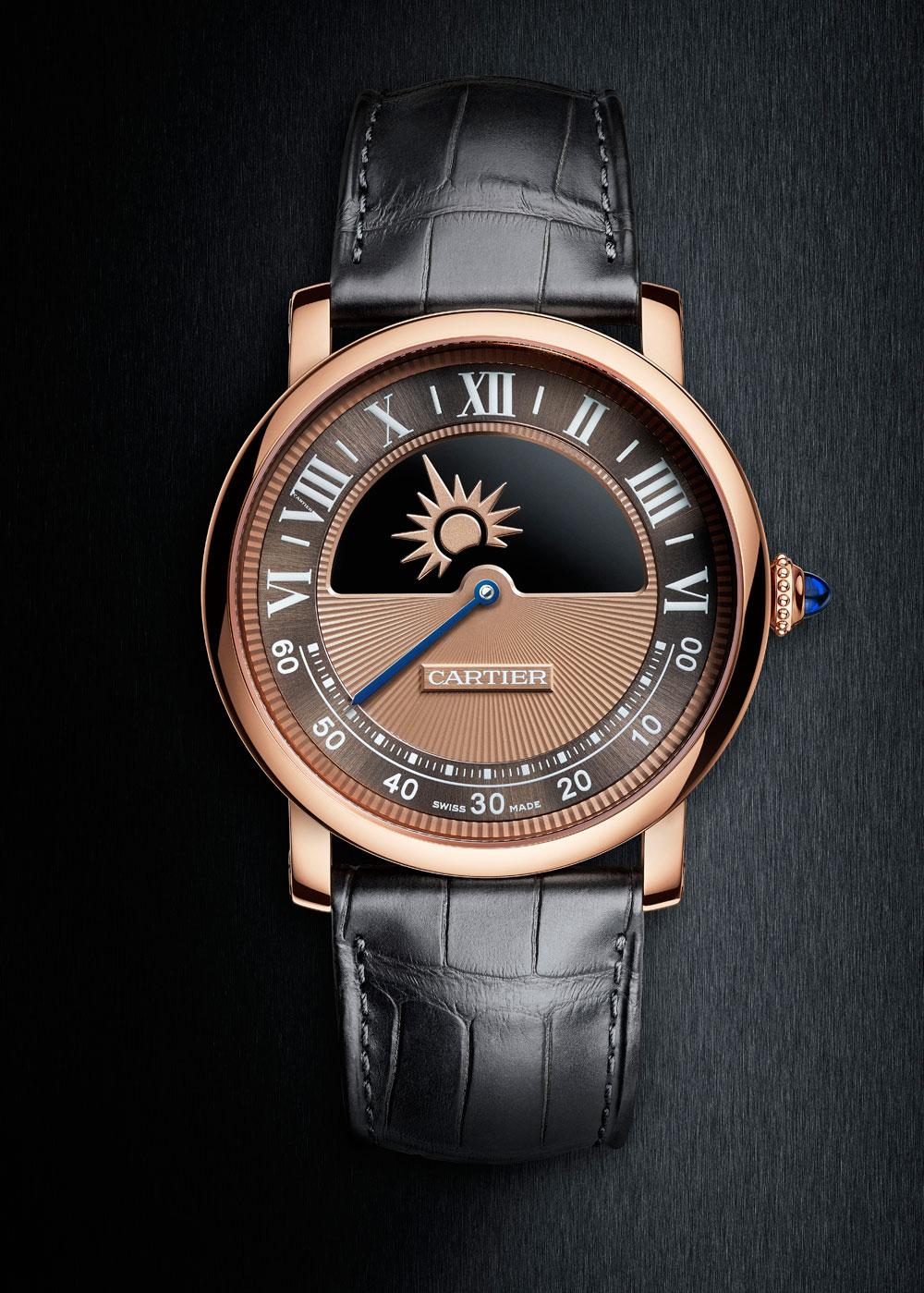 reloj ROTONDE DE CARTIER MYSTERIOUS DAY & NIGHT