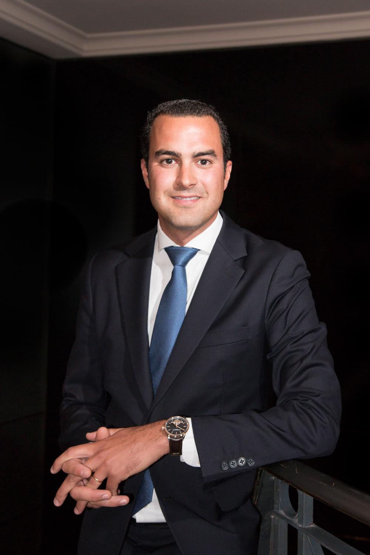 Raymond Weil ha nombrado a un miembro de la tercera generación de la familia, a José María Ramos, Area Sales Manager de España, Portugal, Latinoamérica, África, Líbano, Egipto, Siria, Irak e Israel.