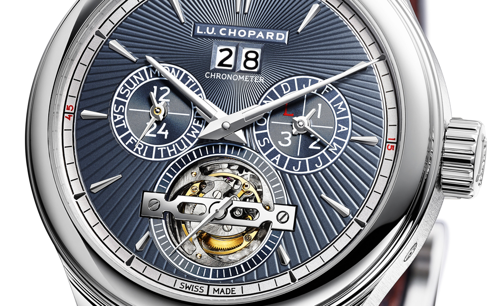 Esfera Reloj ultracomplicación de Chopard L.U.C All-in-One