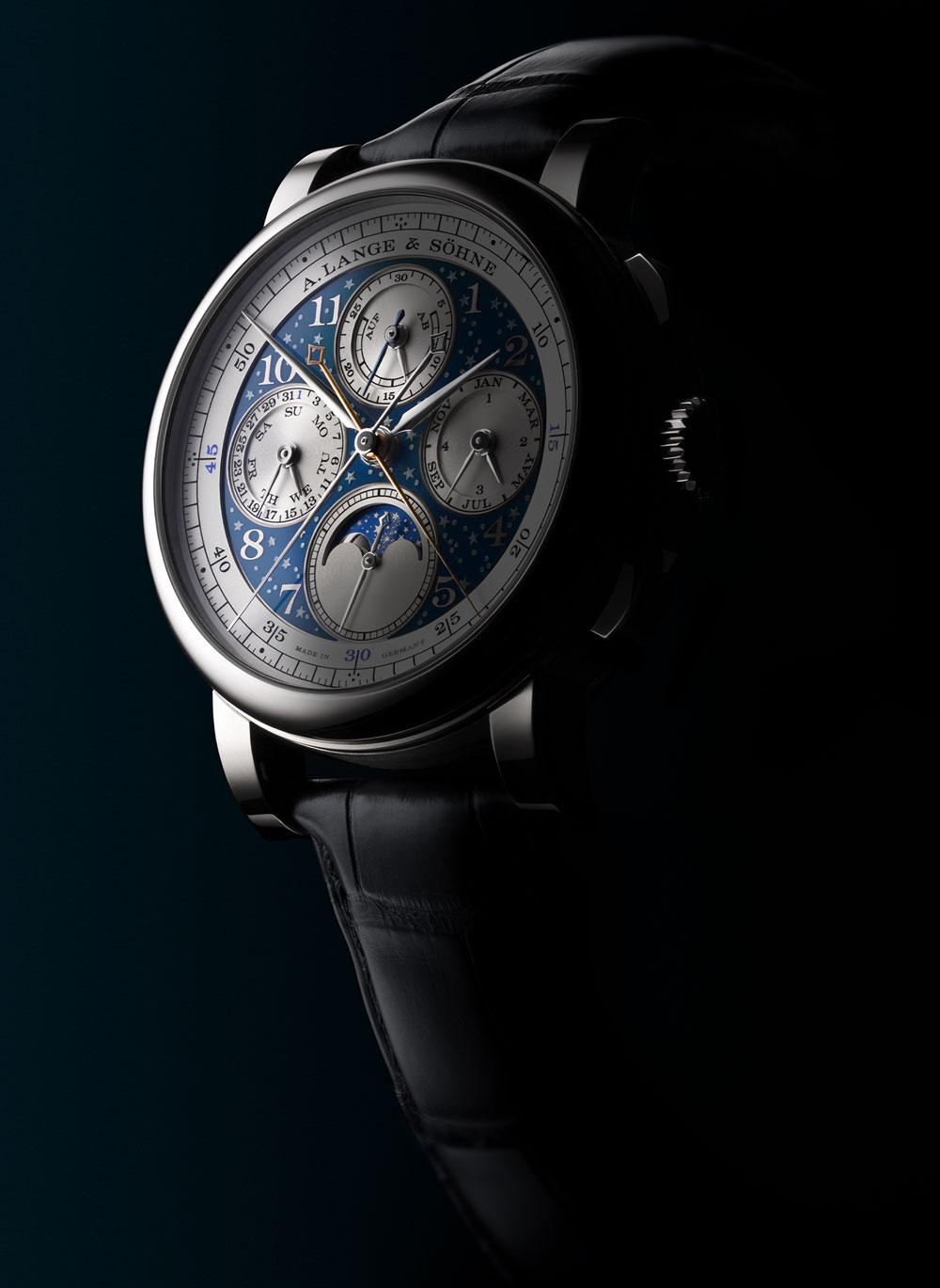 Reloj 1815 Ratrapante Calendario Perpetuo Handwerkskunst de A. Lange & Söhne