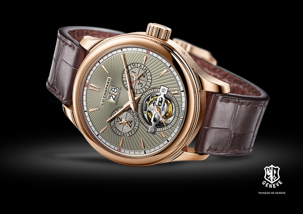 Reloj ultracomplicación de Chopard L.U.C All-in-One