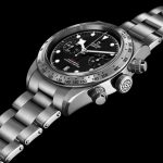 reloj Tudor Heritage Black Bay brazalete de acero