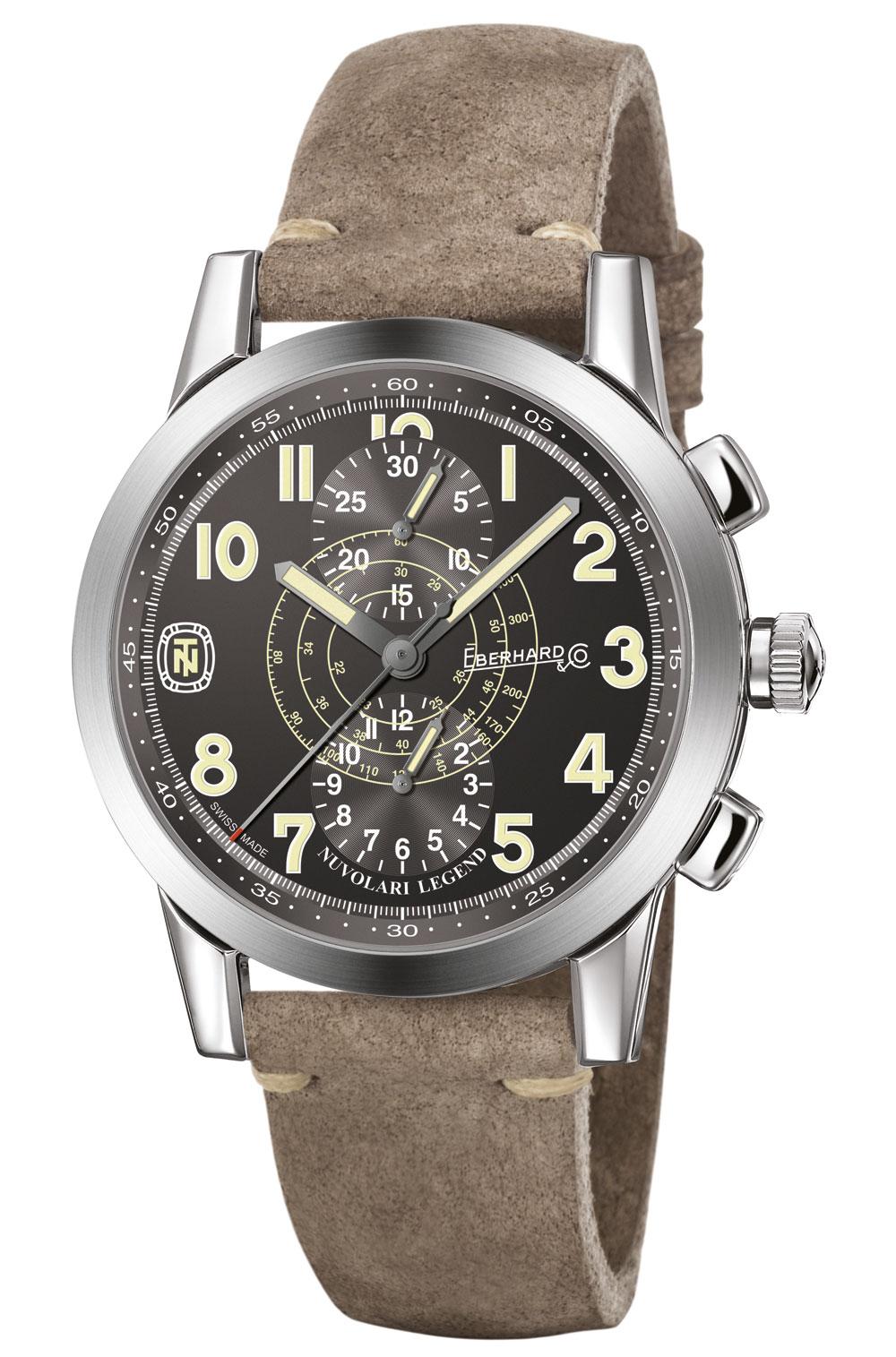 Reloj Eberhard & Co Nuvolari Legend