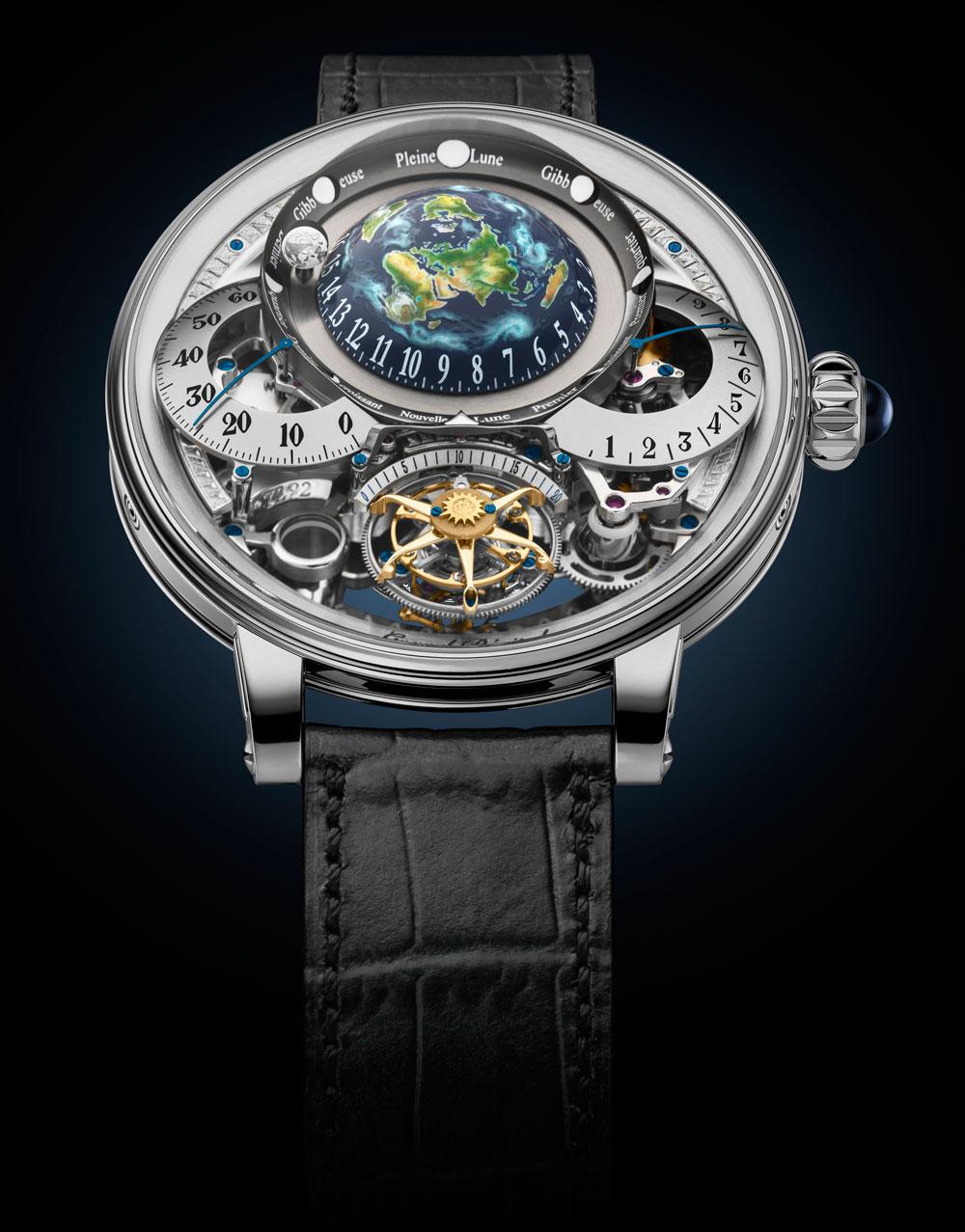 reloj astronómico Récital 22 Grand Récital oro rosa