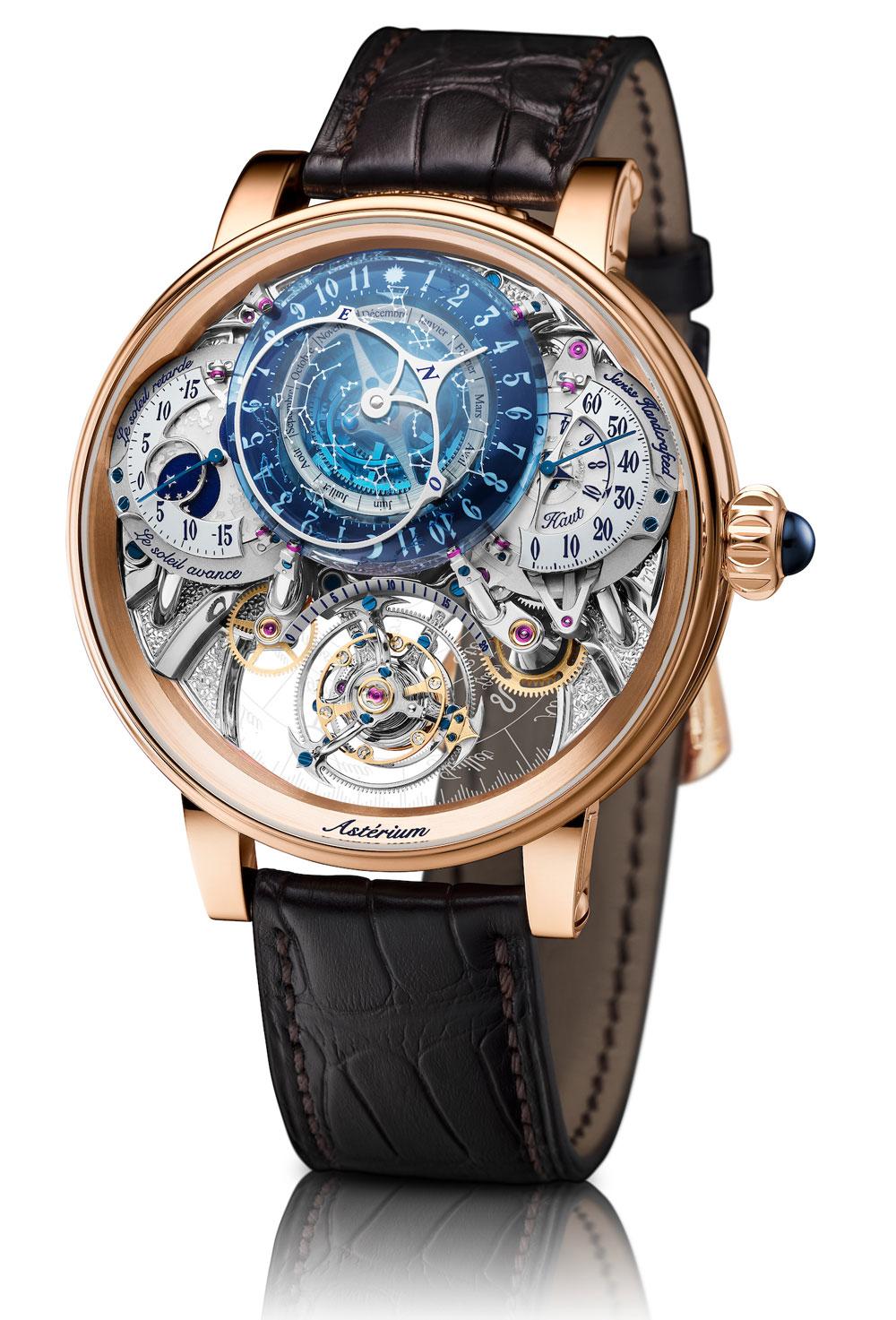 Reloj astronómico Bovet Recital 20 Asterium