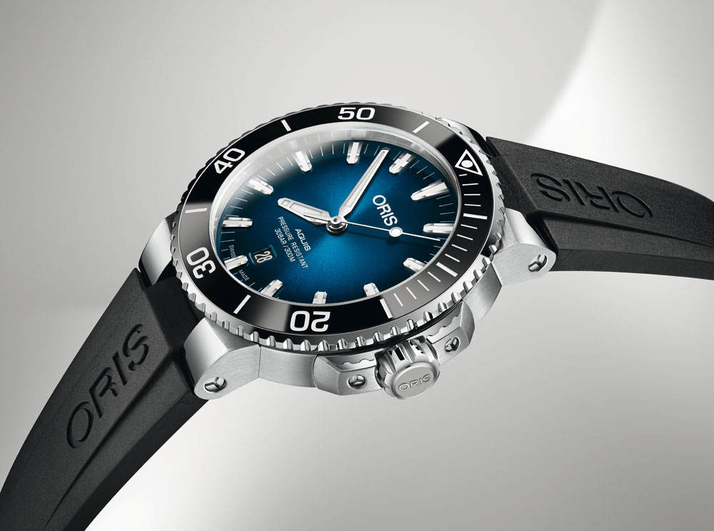 Reloj de buceo Oris Clipperton Limited Edition