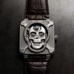 Reloj BR 01 Laughing de Bell & Ross edición limitada 500 relojes