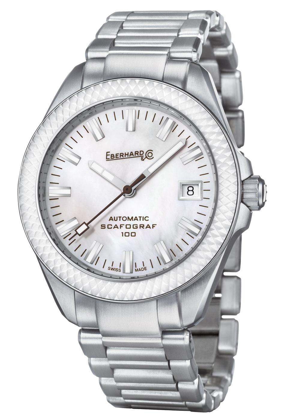Reloj femenino Eberhard & Co: Scafograf 100