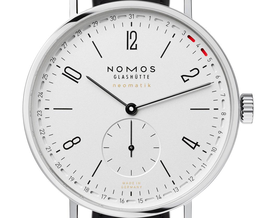 Esfera Reloj Nomos Tangente neomatik 41 Update