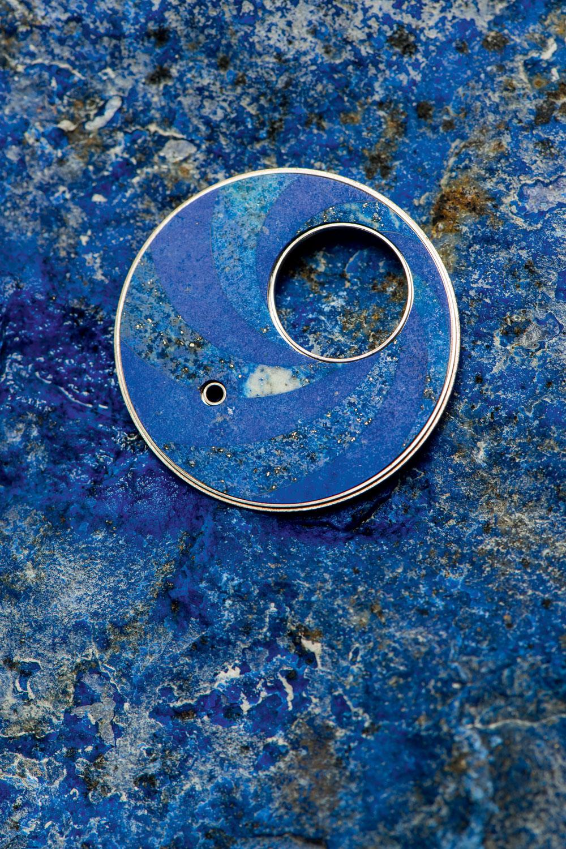 esfera laspislázuli reloj Piaget Altiplano Tourbillon