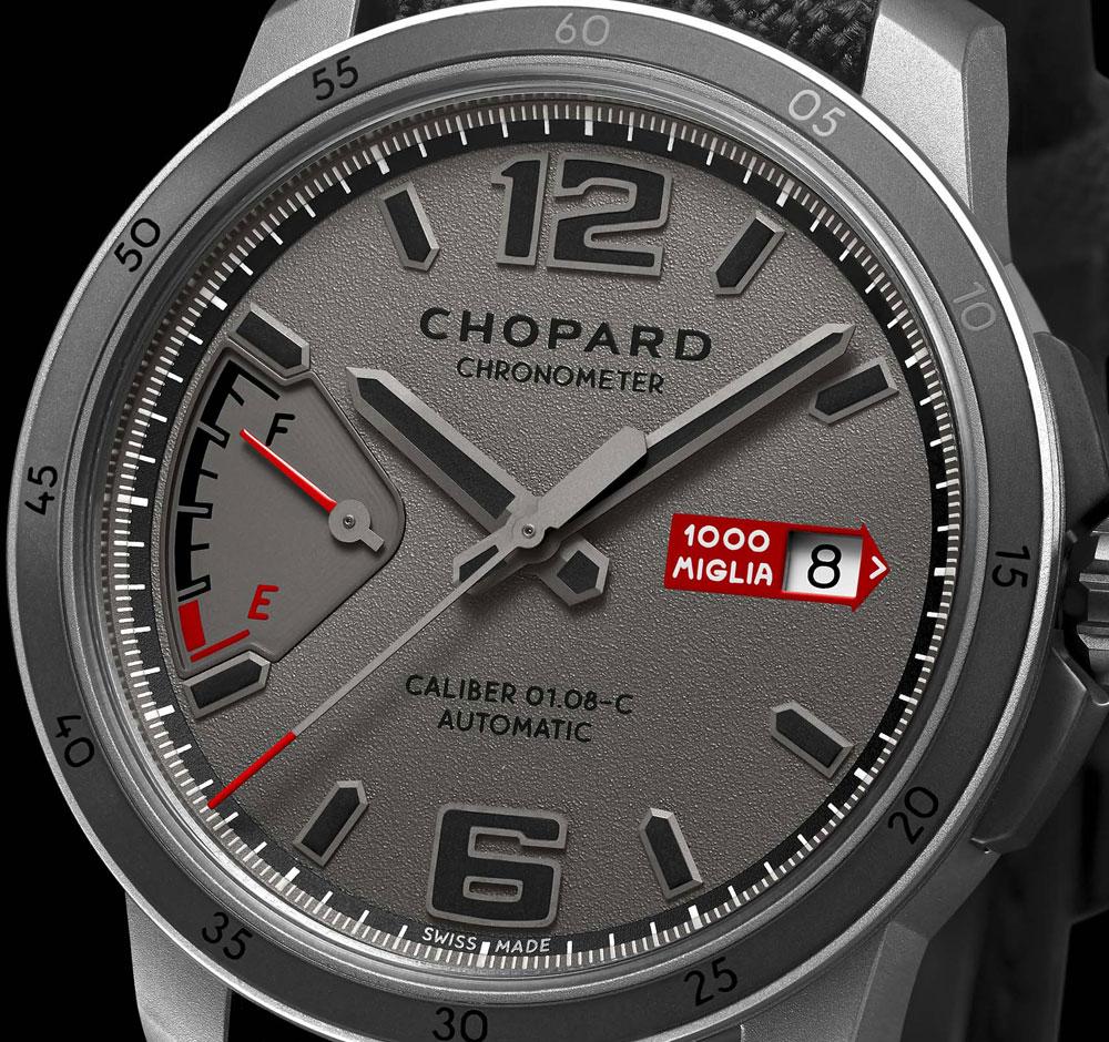 Esfera Reloj Mille Miglia GTS Power Control Grigio Speciale de Chopard