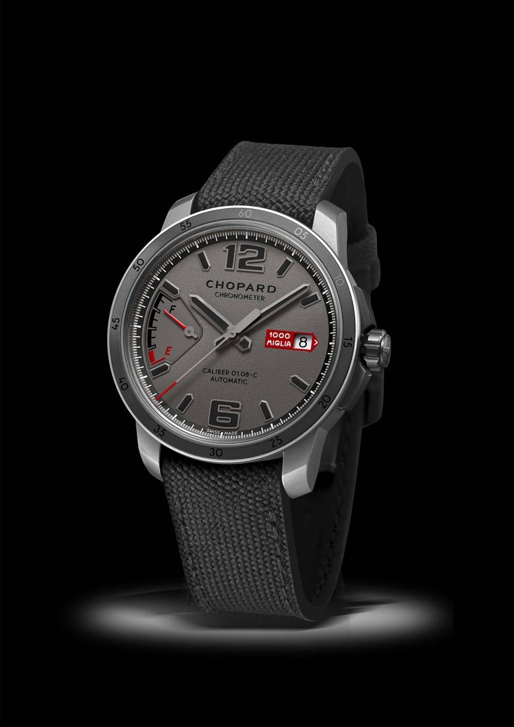Reloj Mille Miglia GTS Power Control Grigio Speciale de Chopard