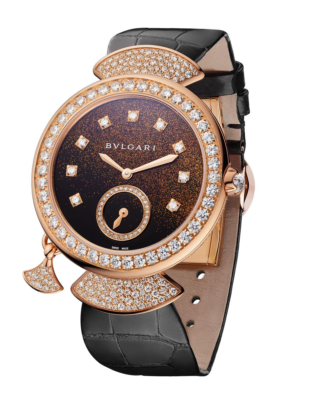 Reloj femenino Bulgari Diva's Dream Minute Repeater