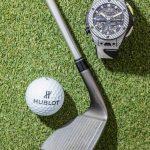 reloj mecánico para jugar golf de Hublot, Big Bang Unico Golf