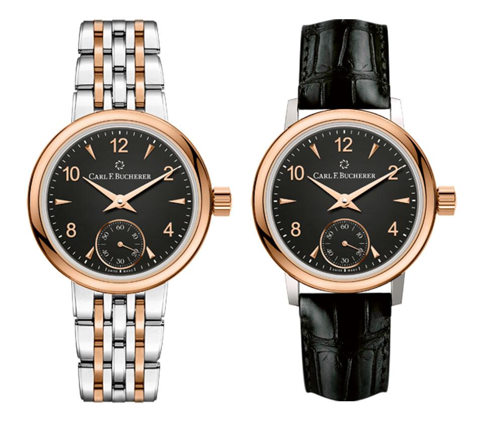 Reloj clásico mujer Carl F. Bucherer colección Adamavi