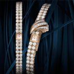 relojes joya de Jaeger-LeCoultre Joaillerie 101 Reine y Joaillerie 101 Feuille