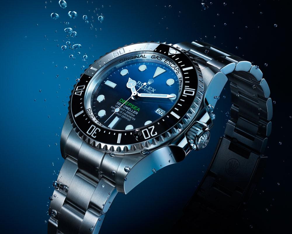 Reloj buceo profesional Rolex Oyster Perpetual Deepsea