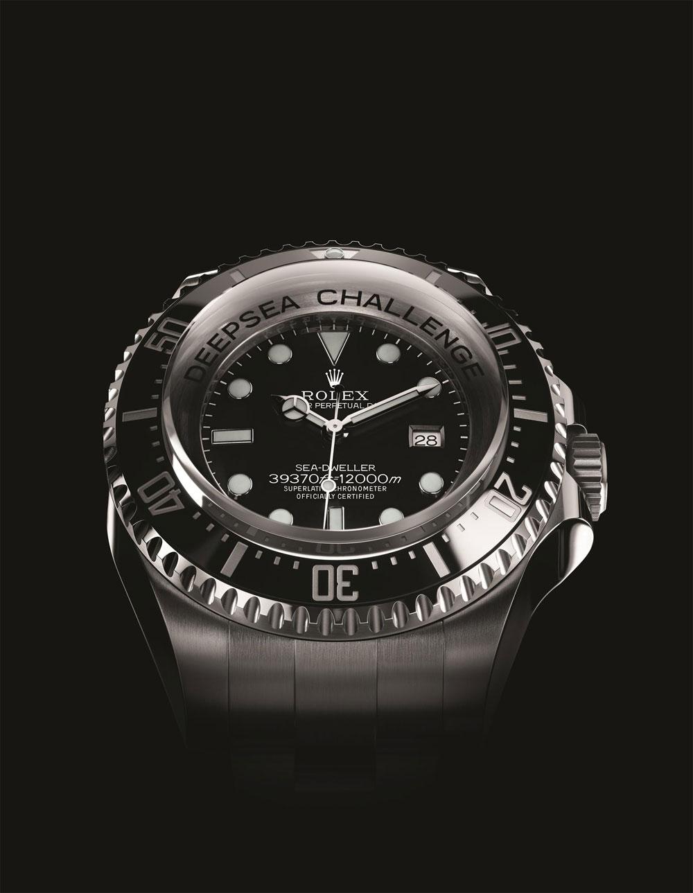 Reloj Rolex Oyster Perpetual Deep Sea Challenge
