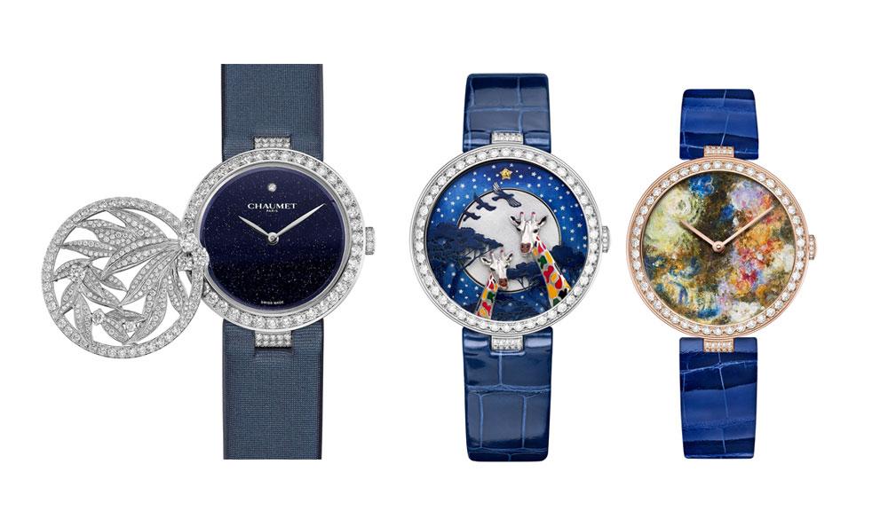 Relojes de Chaumet nominados a mejores relojes de 2018 en el Grand Prix d'Horlogerie de Genève (Gran Premio de Relojería de Ginebra)