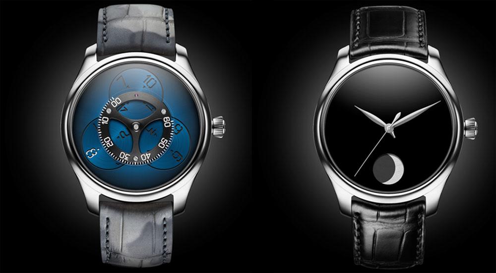Relojes de H. Moser & Cie nominados a mejores relojes de 2018 en el Grand Prix d'Horlogerie de Genève (Gran Premio de Relojería de Ginebra)