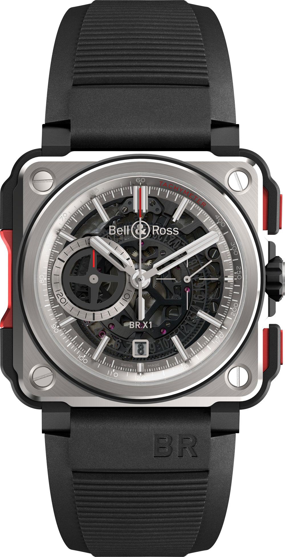 Primer reloj Bell & Ross colección BR-X1