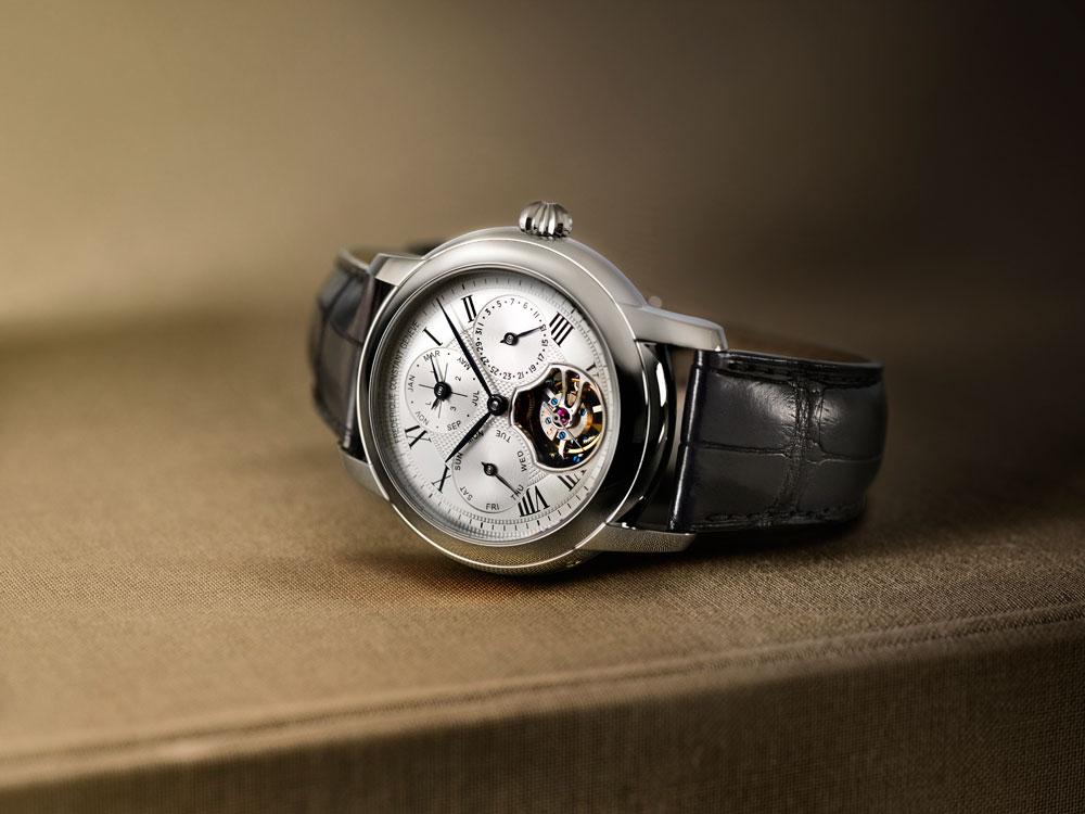 Reloj Frederique Constant Perpetual Calendar Tourbillon Manufacture