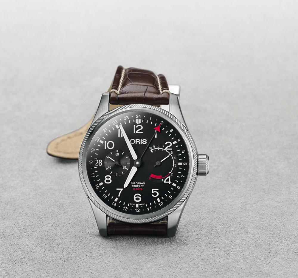 reloj aviador Oris Big Crown Propilot Calibre 114
