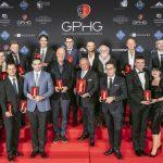 Galardonados con el Gran Premio de Relojería de Ginebra 2018