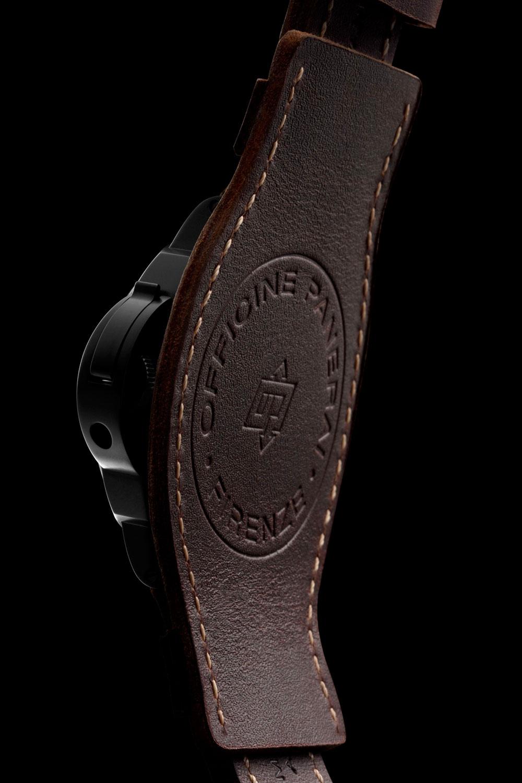 Correa del reloj Panerai Luminor California 8 Days DLC 44 mm
