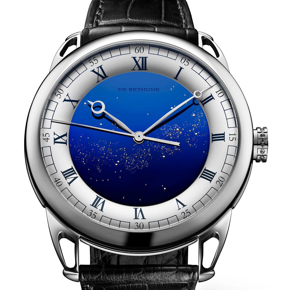 reloj DB25 Starry Varius Chronomètre Tourbillon, galardonado con el Premio de la Cronometría, es el reloj más preciso de 2018