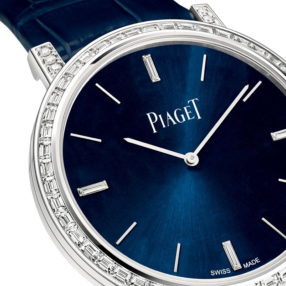 Reloj Piaget Altiplano 36 mm Alta Joyería Novedad SIHH 2019