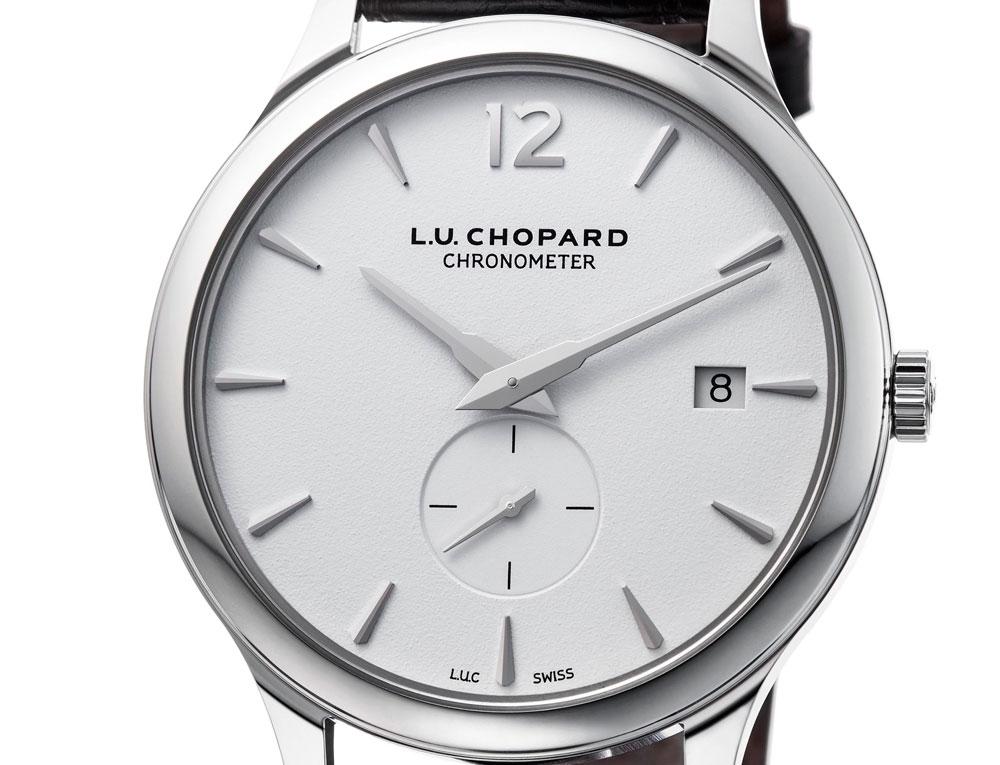 Esfera reloj clásico Chopard L.U.C XPS de acero