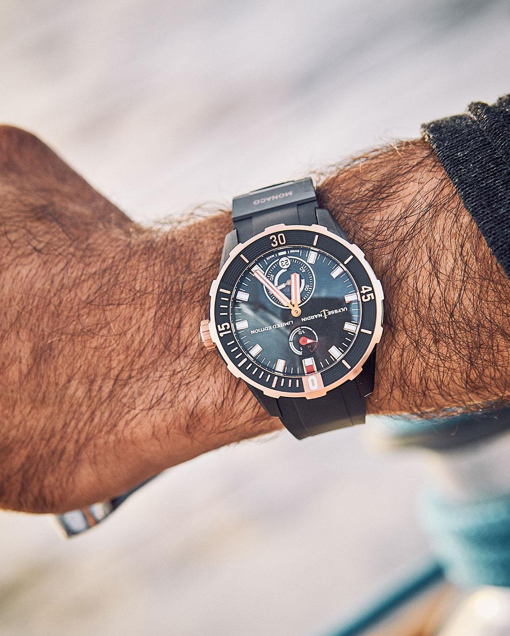 Reloj de buceo Ulysse Nardin Diver Chronometer