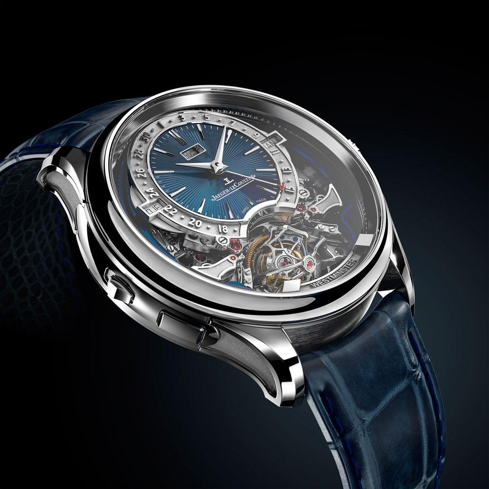 Reloj Master Grande Tradition Gyrotorubillon Westminter Pérpetuel de Jaeger-leCoultre