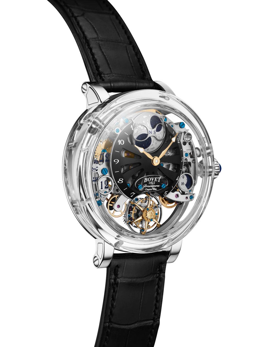 Reloj BOVET RÉCITAL 26 BRAIMSTORM® CHAPTER ONE