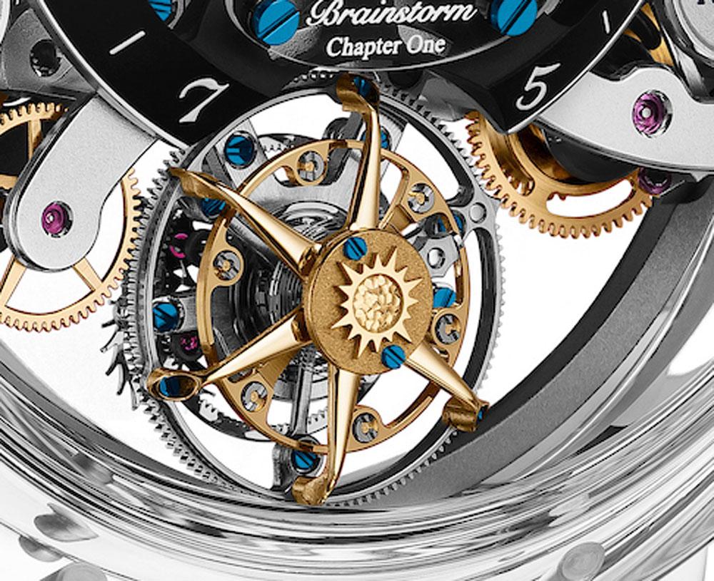 Tourbillon Reloj BOVET RÉCITAL 26 BRAIMSTORM® CHAPTER ONE