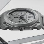 Reloj Bulgari ultraplano, record munidal: Octo Finissimo Chronograph GMT Automatic