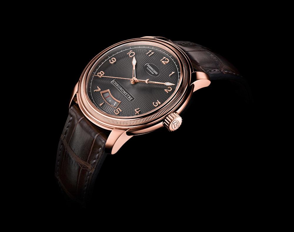Toric Chronomètre, la versión moderna del primer modelo diseñado por Michel Parmigiani