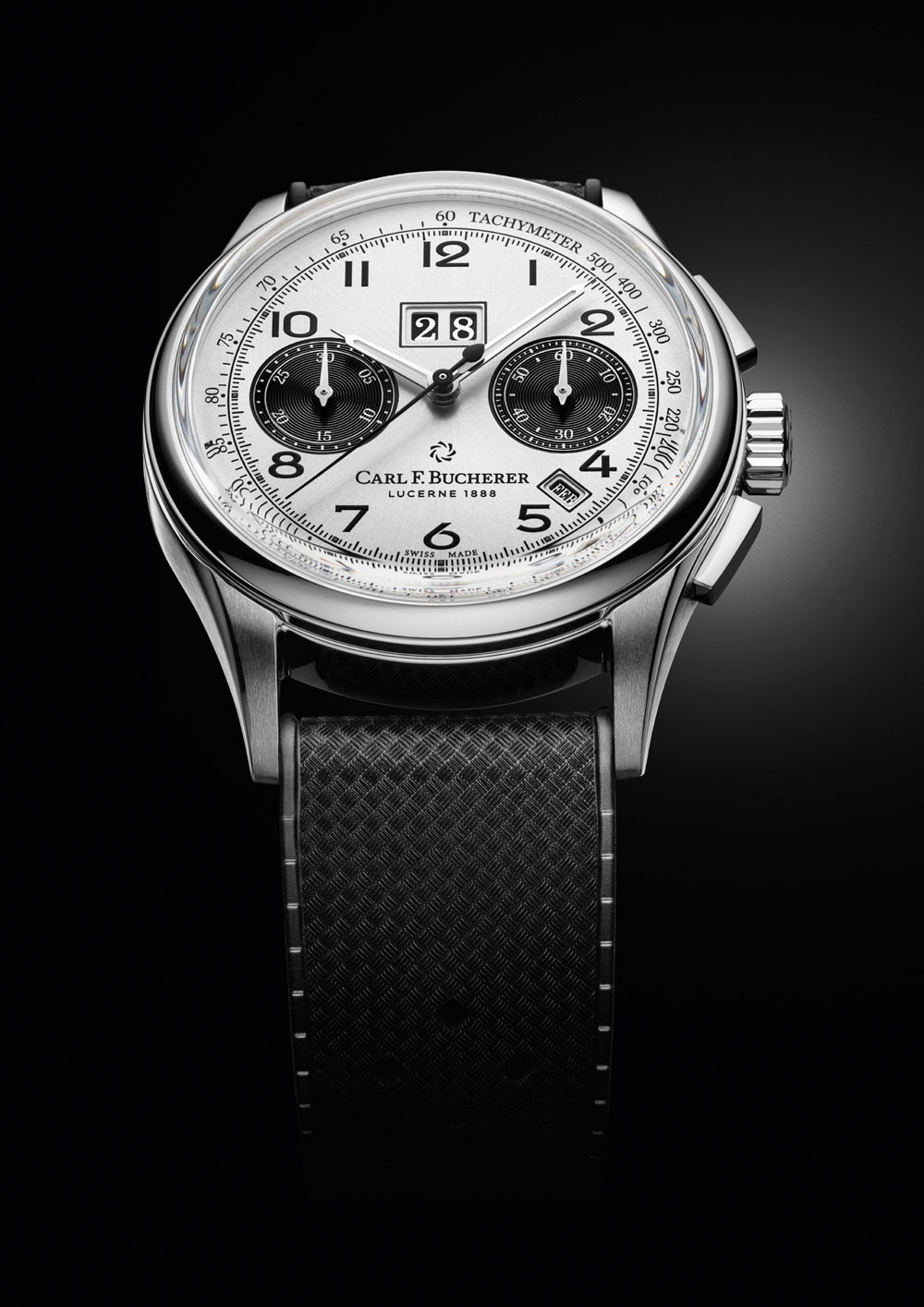 Reloj Carl F. Bucherer Heritage Bicompax Annual edición limitada
