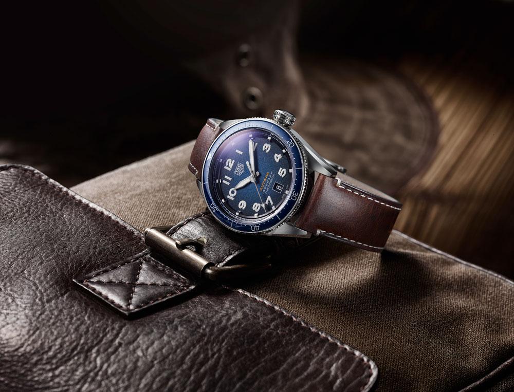 Reloj Autavia acero de Tag Heuer, colección 2019