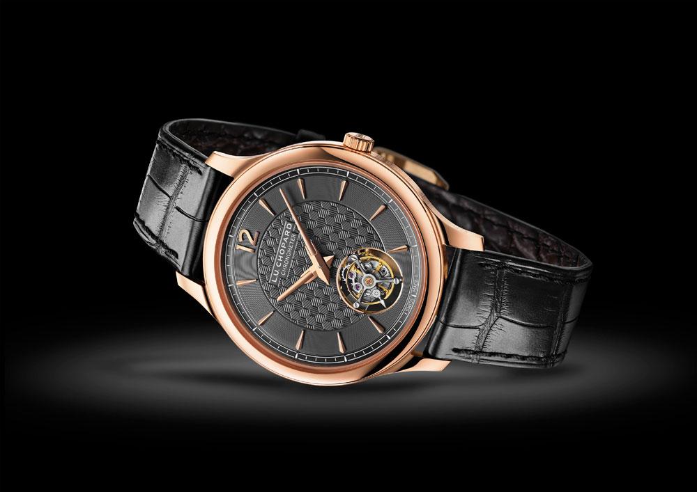 Reloj Chopard con complicación L.U.C Flying T Twin