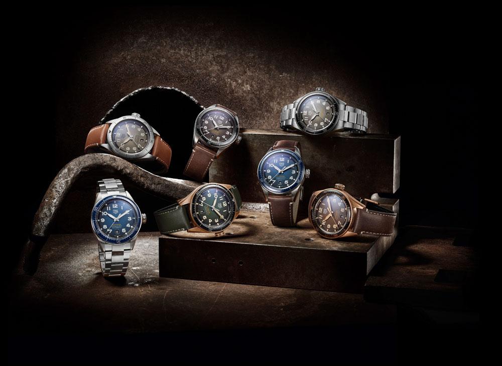 Nueva colección relojes Autavia de Tag Heuer, colección 2019