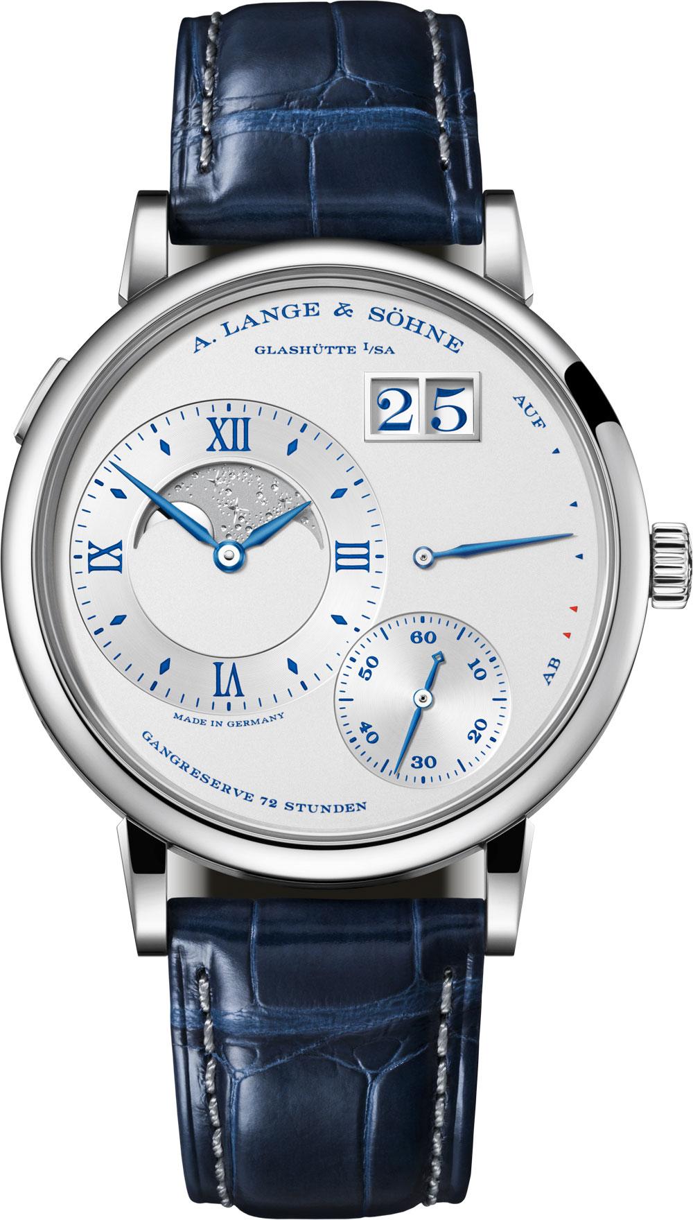 reloj Grande Lange 1 Fases de la Luna 25th aniversario. de A. Lange & Söhne