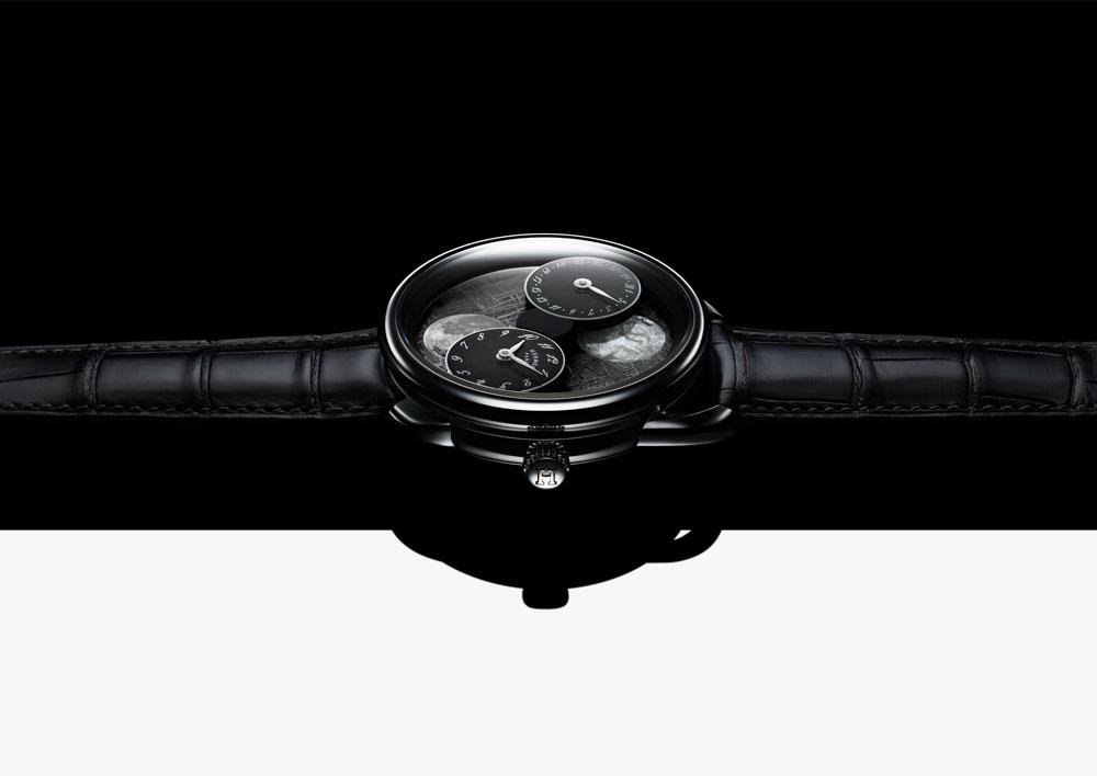Reloj LA MONTRE HERMÈS ARCEAU L'HEURE DE LA LUNE