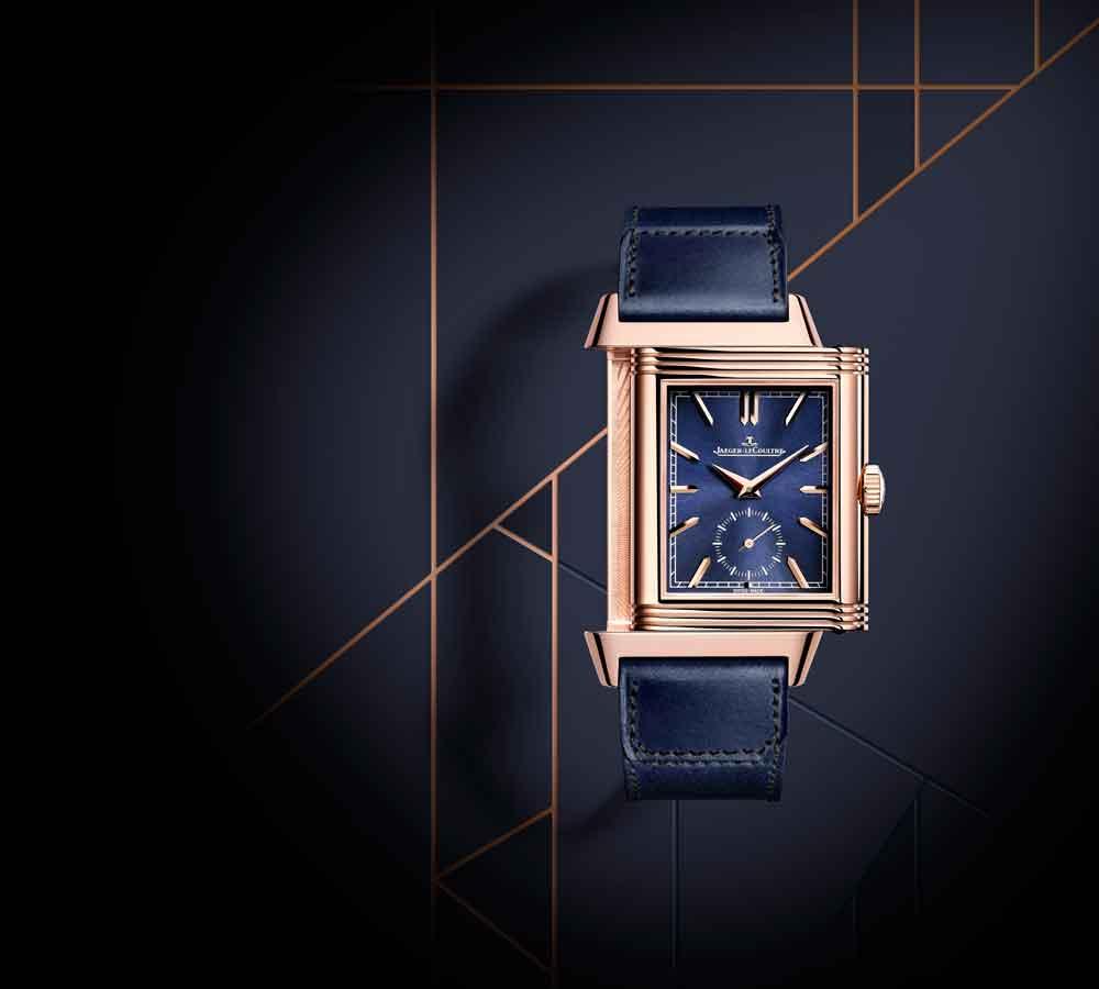 Reloj Reverso Tribute Duoface Fagliano Limited de Jaeger-LeCoultre