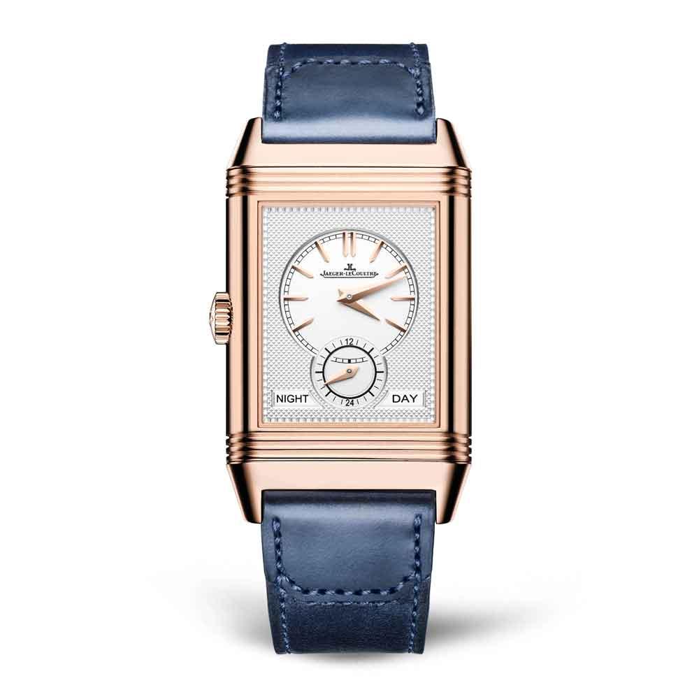 Esfera segundo huso horario Reloj Reverso Tribute Duoface Fagliano Limited de Jaeger-LeCoultre